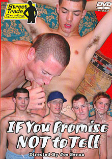 If You Promise Not To Tell Box Cover