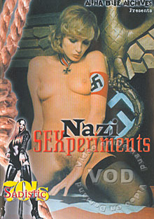 Nazi SEXperiments Box Cover