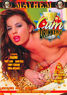 Cum Drinkers Box Cover