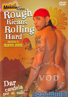 Rough Ricans Rolling Hard Box Cover