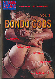 Bondo Gods Vol. 3 Box Cover
