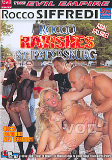 Rocco Ravishes St. Petersburg Box Cover