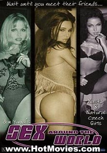 Sex Around The World - The Czech Republic of Love Box Cover