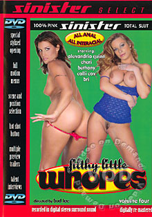 Filthy Little Whores Volume Four
