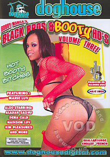 Black Bros & Booty Ho's Volume Three
