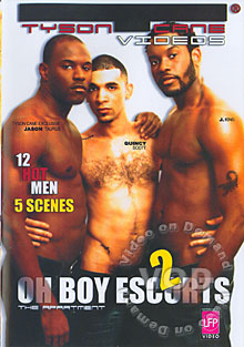 Oh Boy Escorts 2 - The Apartment Box Cover