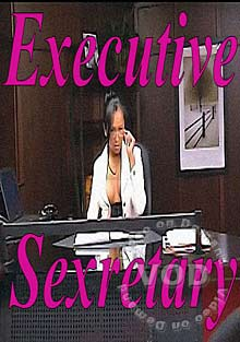 Executive Sexretary Box Cover