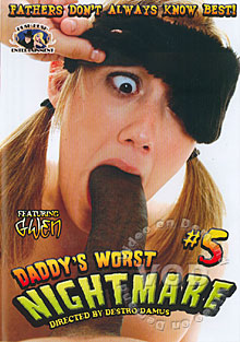 Daddy's Worst Nightmare #5 Box Cover