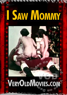 I Saw Mommy Box Cover