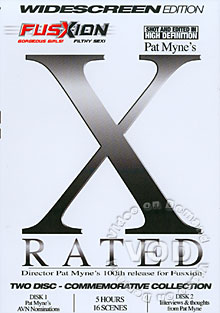 X-Rated - Disc 2 Box Cover