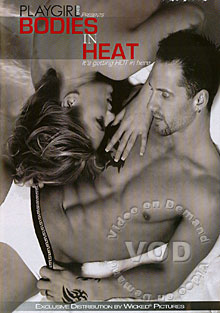 Bodies In Heat Box Cover