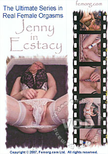 Jenny In Ecstacy Box Cover