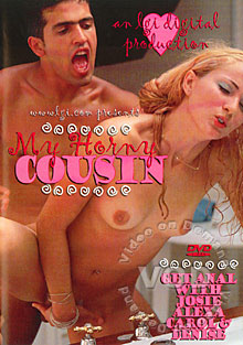 My Horny Cousin Box Cover