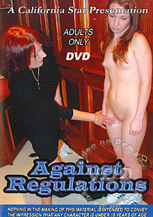 Against Regulations Box Cover