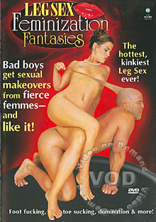 Feminization Fantasies Box Cover