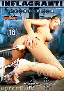Machine Sex 16 Box Cover