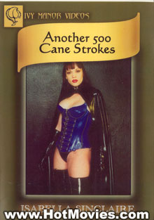 Another 500 Cane Strokes Box Cover