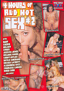 4 Hours Of Red Hot Sex #2 Box Cover
