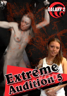 Extreme Audition 5 Box Cover