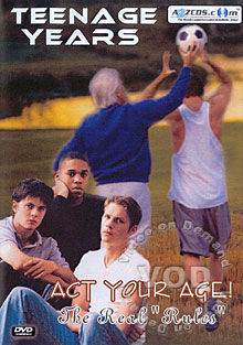 Teenage Years - Act Your Age! Dvd 1