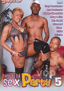 Black Bi Sex Party 5