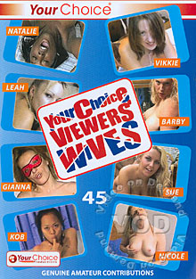 Your Choice Viewers' Wives #45 Box Cover