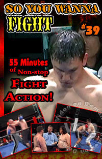 So You Wanna FIght #39 Box Cover