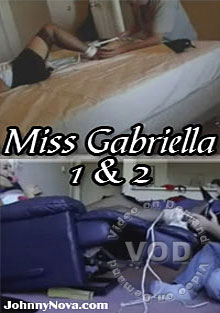 Miss Gabriella 1 & 2 Box Cover