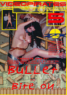 Video Pirates 5 - Bullet to Bite On Box Cover