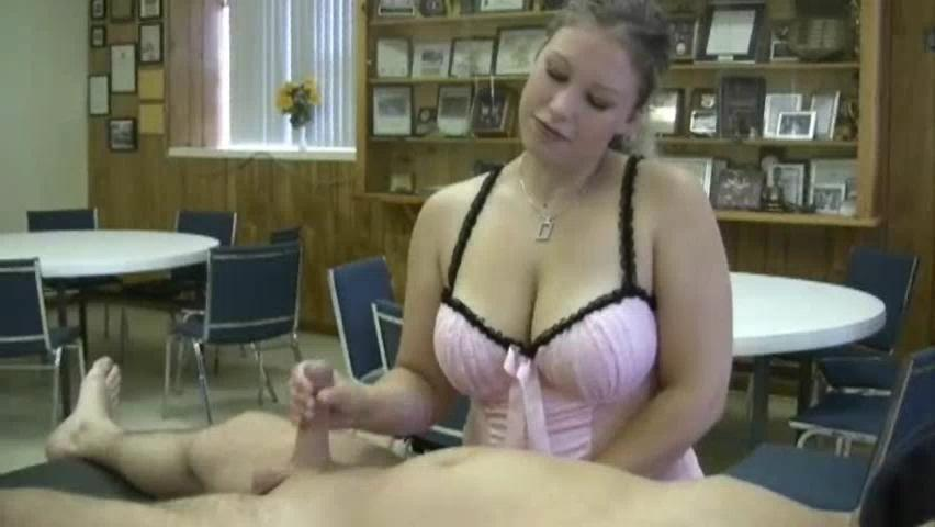 BDSM video with my tied wife Tracey hot video -