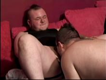 Couch Surfers - Trans Men In Action Clip 2 00:22:20
