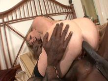 King fuck moms black cock anal nightmare clip nelson