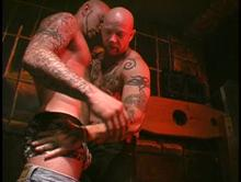 Buck Angel's Ultimate Fucking Club 2 - Tattooed And Screwed Clip 2 00:11:40
