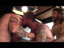 Buck Angel's Ultimate Fucking Club 2 - Tattooed And Screwed Clip 5 00:59:00