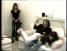 Cause For Caning - An Impromptu Spanking Clip 1 00:11:00