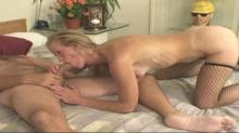Granny Goes Anal 2 Clip 5 01:28:40