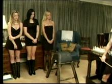 Party Girls Caning Competition Clip 1 00:03:40