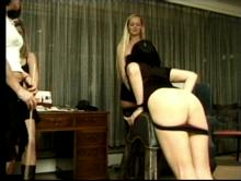 Party Girls Caning Competition Clip 2 00:14:20