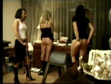 Party Girls Caning Competition Clip 5 00:42:00