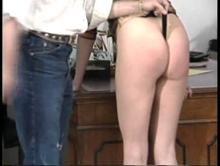 American Spanking Classics #16 - The Missing Report Clip 3 00:31:20