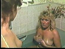 English Spanking Classic #23 Girls In Trouble Clip 2 00:16:00