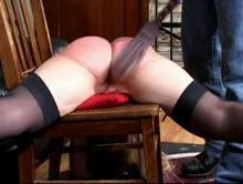 Credit Card Caning Clip 3 00:27:00