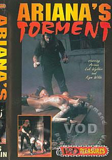 Ariana's Torment Box Cover