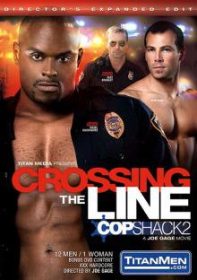 Crossing The Line - Copshack 2 Box Cover