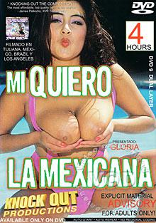 Mi Quiero La Mexicana Box Cover