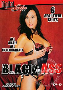 Black In The Ass Box Cover