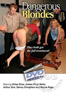 Dangerous Blondes Box Cover