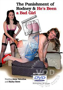 The Punishment Of Rodney And He's Been A Bad Girl Box Cover