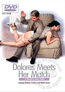 Dolores Meets Her Match Box Cover