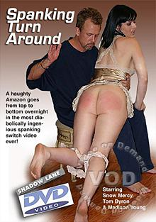 Spanking Turnaround Box Cover
